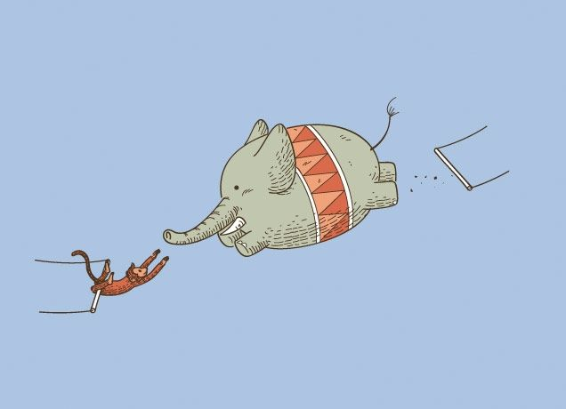 The Priceless and Hilarious Illustrations of Chow Hon Lam