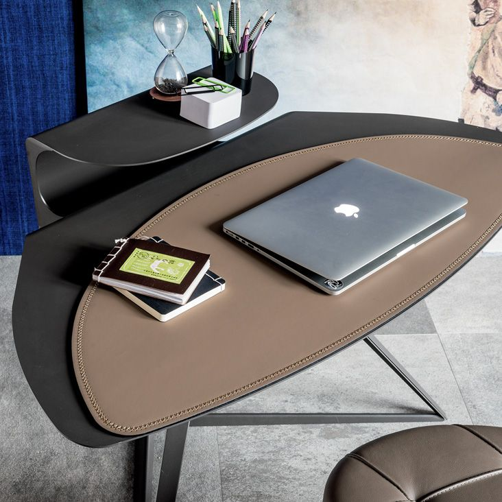 Storm Desk Detail Contemporary Home Office Design At Coni