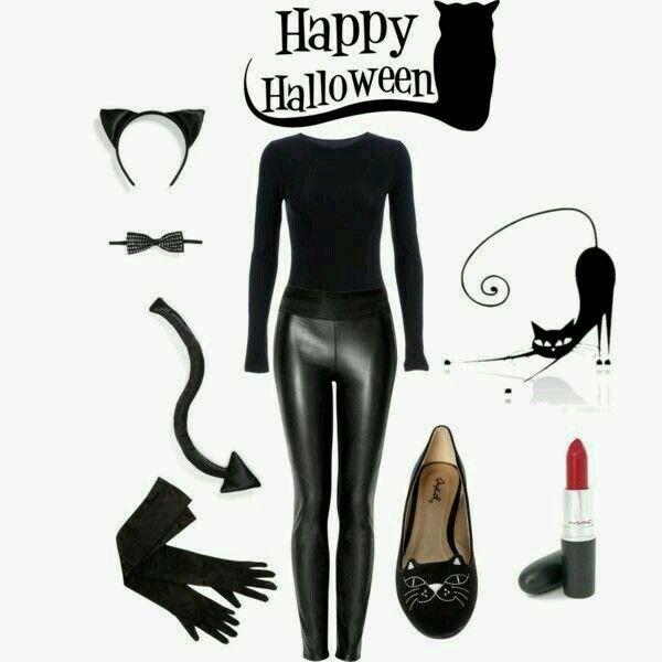 Cat costume for work