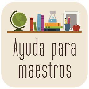 Ayuda para maestros