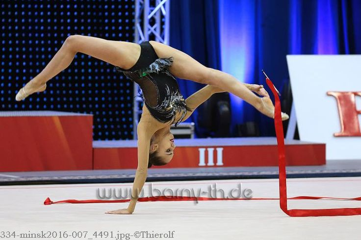 Margarita Mamun (Russia), World Cup (Minsk) 2016