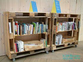 kiertoidea - recycled ideas: Kuormalavakalusteet - Helsinki Paviljonki/Pavilion - Pallet furniture