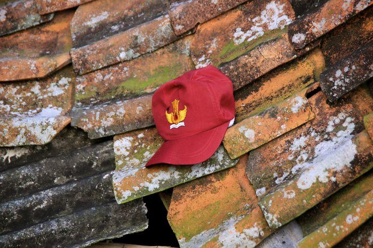 topi anak sd di genteng