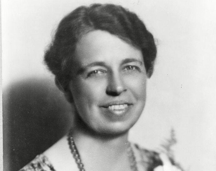 Элеонора Рузвельт  Первая леди США с 1933 по 1945 год