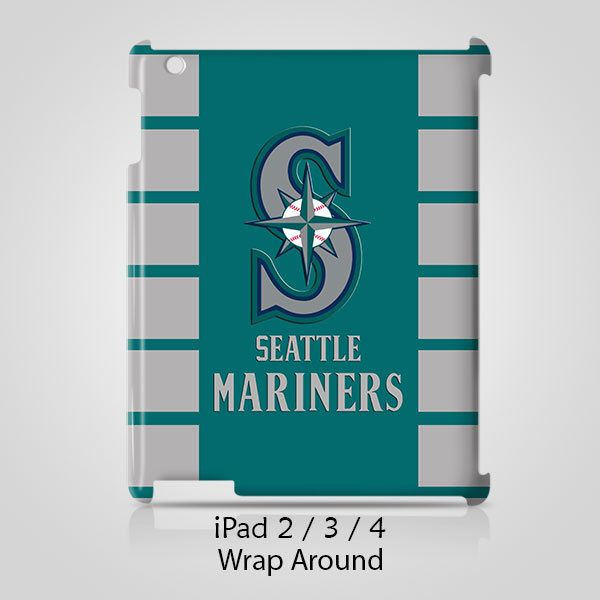 Seattle Mariners iPad 2 3 4 Case Cover