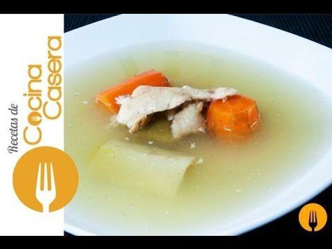 6 Caldos y Sopas que no deberían faltar en tu mesa - Recetas de Cocina Casera - Recetas fáciles y sencillas