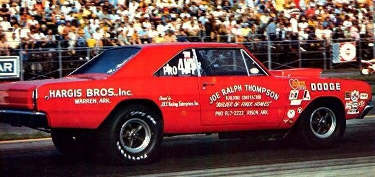 Vintage Drag Racing - Bill Blanding's MIMI A/MP Camaro ...