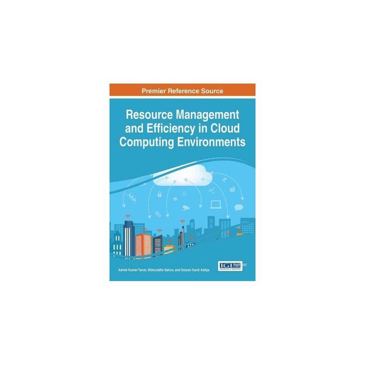 Resource Management and Efficiency in Cloud Computing Environments (Hardcover) (Ashok Kumar Turuk &