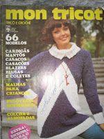 Revista Mon Tricot: Mon Tricot 26 - 1978