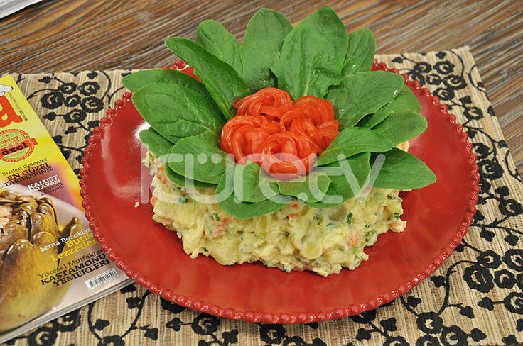 Çiçek Salata