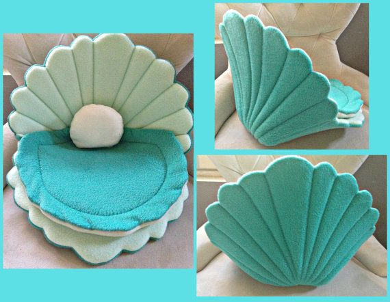 Guinea Pig Seashell Bed! **Made To Order!** Novelty Bed