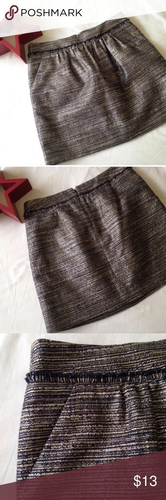 Gap Skirt, Size 4 Gap Skirt. Size 4. Preowned. See photos for details. GAP Skirts