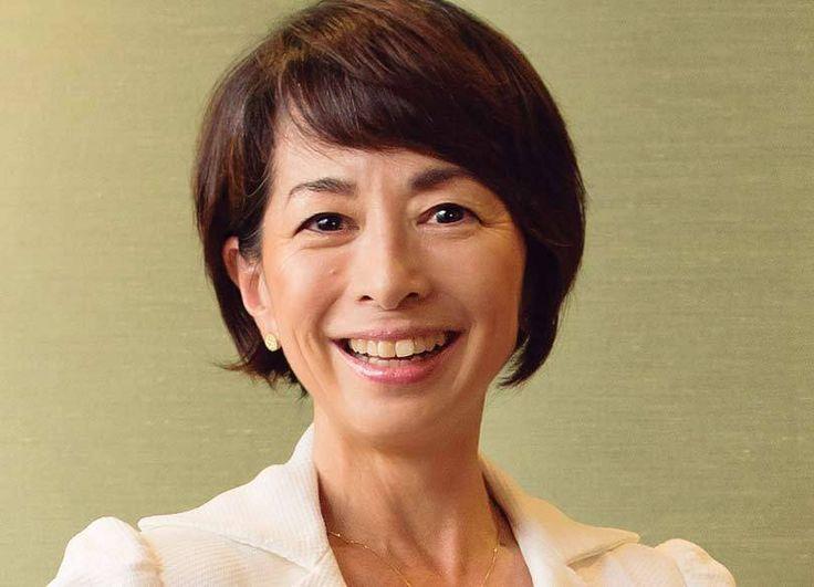 """無心、共感、たとえ話""""がコミュニケーションの基本だという阿川佐和子さん。 -良好な人間関係のアドバイス"""