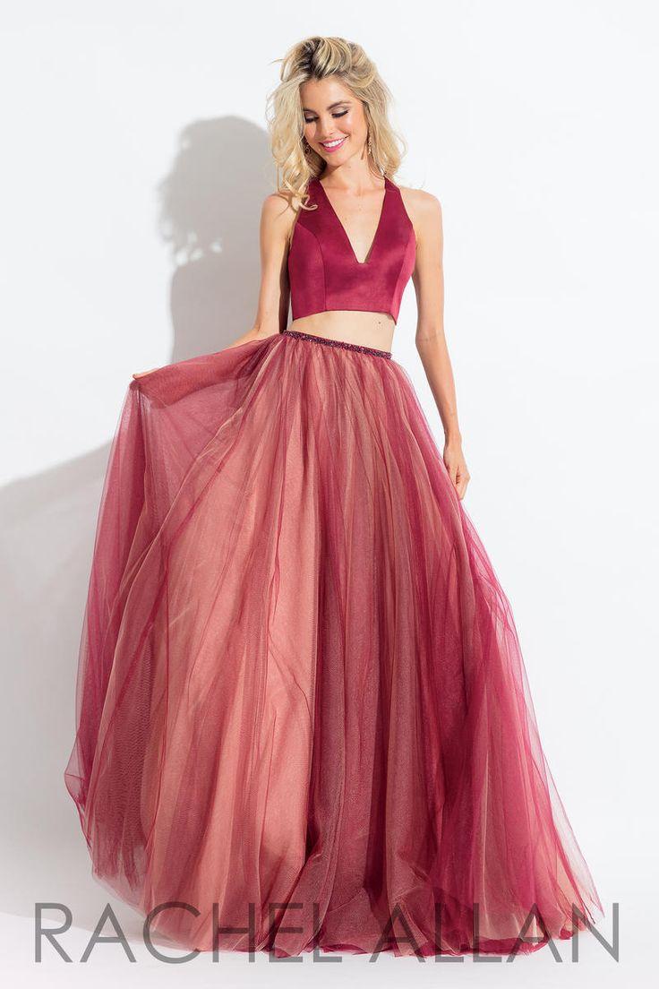 156 mejores imágenes de Rachel Allan en Pinterest | Vestido de baile ...