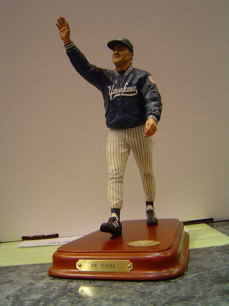 Joe Torre Danbury Mint All Star Figure New York Yankees Yankees Collectibles New York