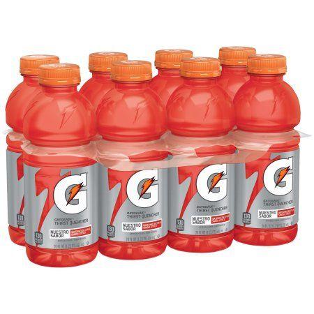 Gatorade® G Series® Watermelon Citrus Sports Drink 8-20 fl. oz. Bottles
