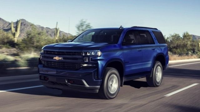 New Generation 2021 Chevrolet Tahoe Redesign New Suspension