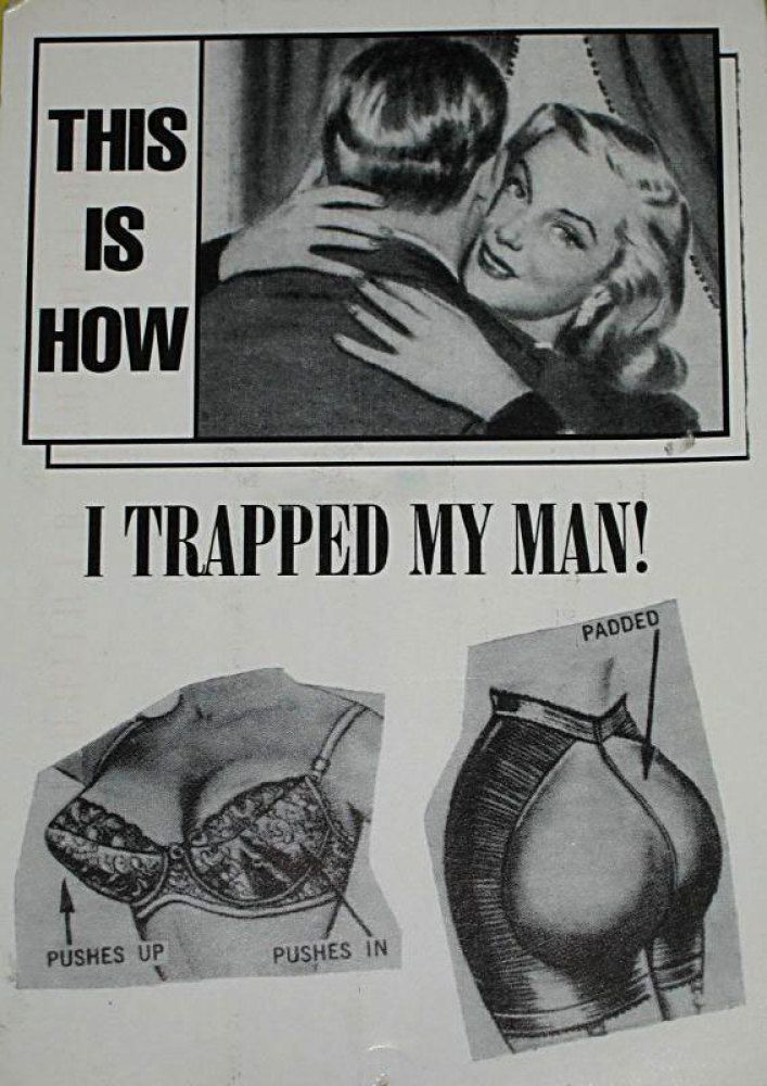 Sexist Vintage Ads: Outdated Advertisements Directed At Husbands And Wives