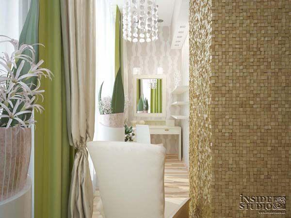 Interiér rodinného domu. Interior Family House. Architect Irina Richter. INSIDE-STUDIO Prague