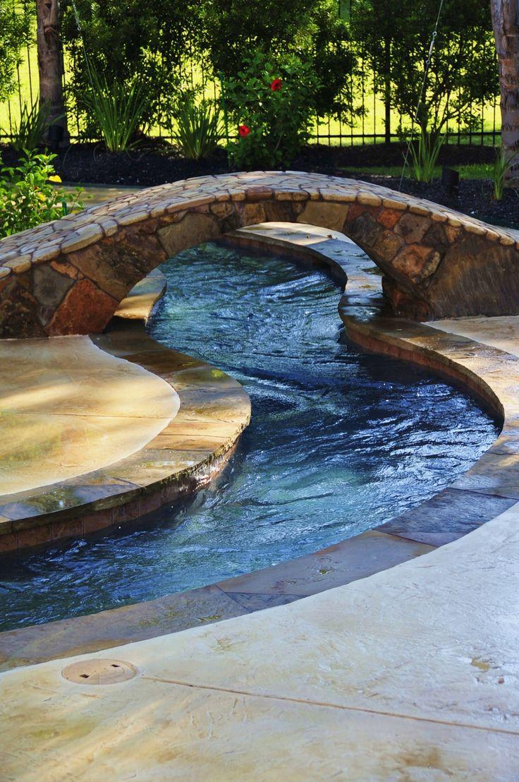 12 best Custom Designed Swimming Pools, Houston, TX images on ...