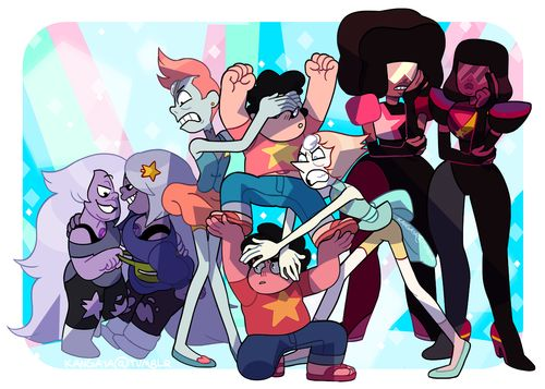 steven universe open book episode | kangaya:You've all changed so much and not at all. Happy 1 Year ...