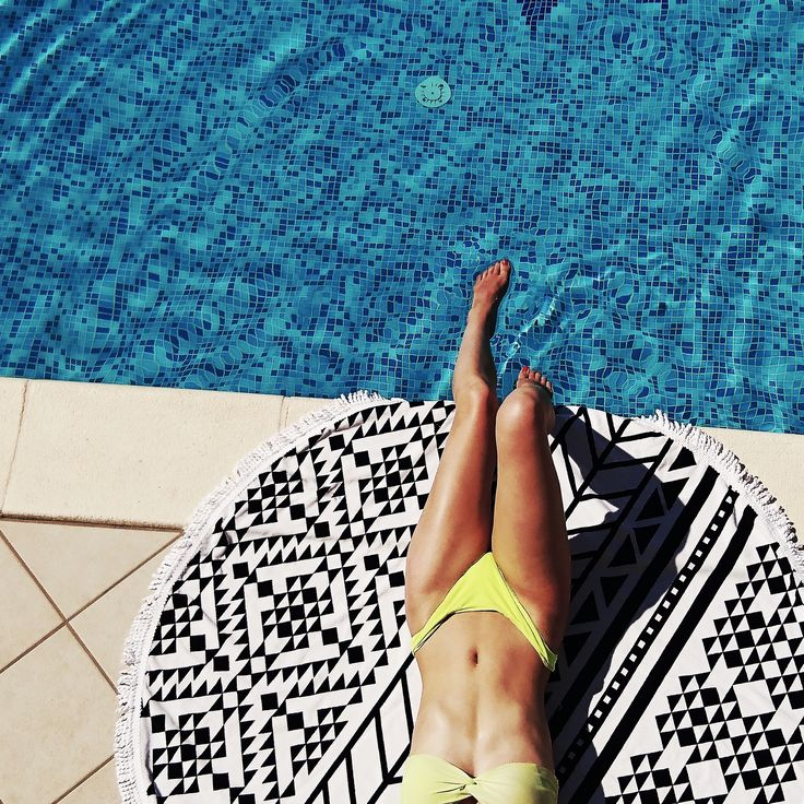 Win: An Anya Round Towel from Aless Boutique: http://anythinggoeslifestyle.co.uk/competitions/win-an-anya-round-towel-from-aless-boutique/ #competition #win #summer #accessory #musthave