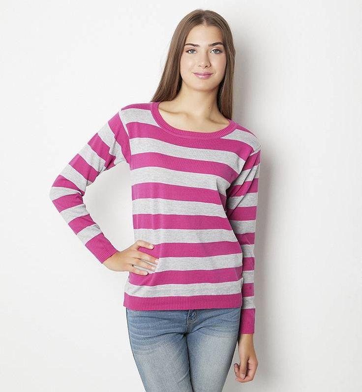 Stripped knitwear 15.99E