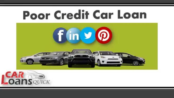 car finance with poor credit history