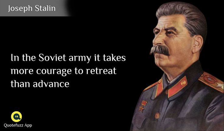 Stalin Quotes Wife