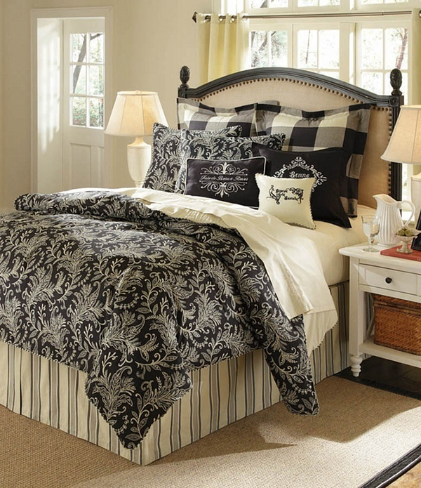 108 Best Black Tan And White Decorating Images On Pinterest Home Ideas Master Bedrooms And