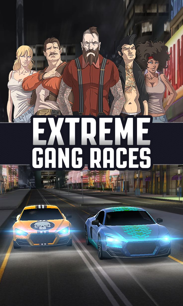 Extreme Gang Races!  Download Top Speed here: http://bit.ly/1D7MSPZ
