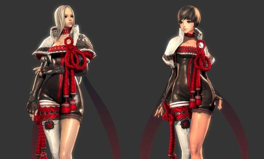Blade & Soul adds first player-designed costume
