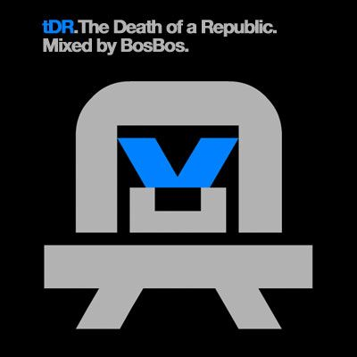 tDR. The Death of a Republic By Bos Bos. A mix with each track taken from a different warp records release with iconic cover art created by the recently defunct UK Graphic Design Studio Designers...