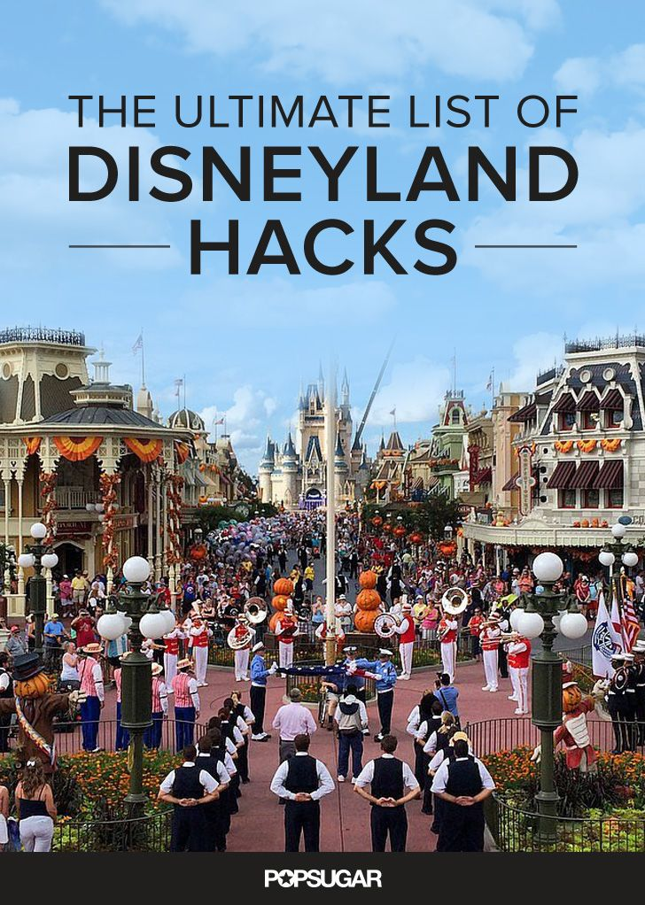 From hardcore Disney fans to first-time visitors, everybody loves a good Disneyland vacation! If you're looking to step up your game for your next trip to the happiest place on earth, there are tons of little-known tricks for making the most of your time and money while in the park. While many of these tips also apply to other Disney parks, some are specific to the original Disneyland resort. Read on for Disneyland hacks that will save you time, money, and stress on your next vacation.