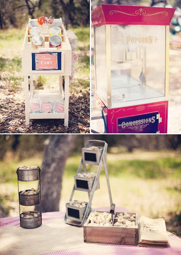 vintage-fair-first-birthday-peanuts-popcorn