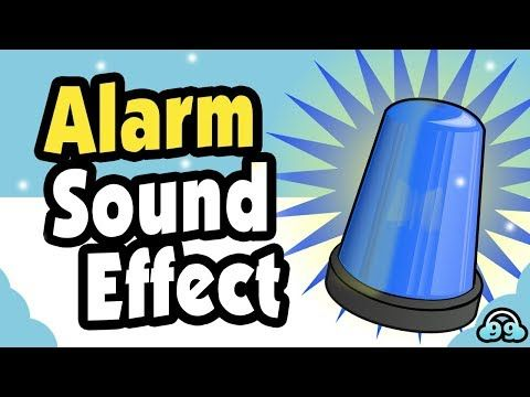 Alarm Sound Effect (FREE SOUND EFFECT-NO COPYRIGHT