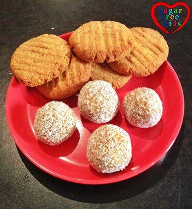 Easy Peasy Sugar Free Raw balls - Sugar Free Kids   Sugar Free Kids