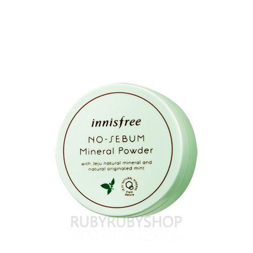 Innisfree No Sebum Mineral Powder Mint 5g | eBay