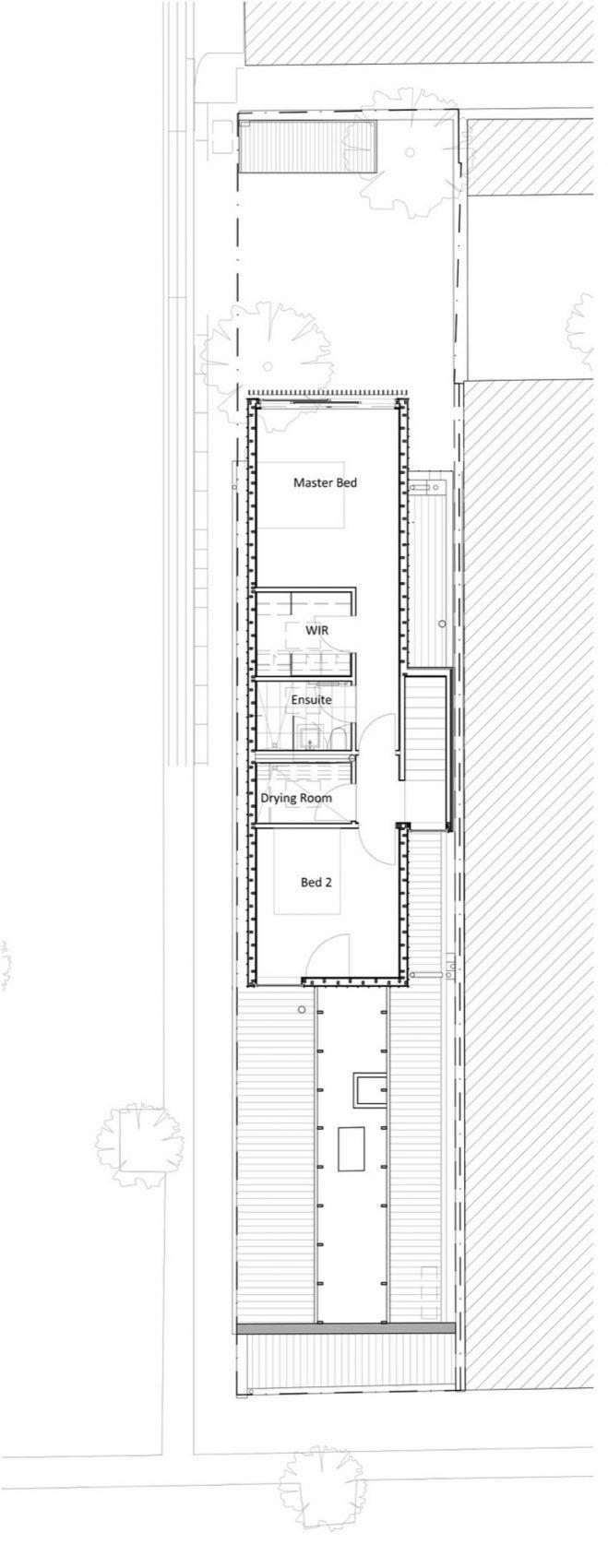 96 best planta de casa images on pinterest my house home ideas fitzroy by julie firkin architects 21 ccuart Choice Image