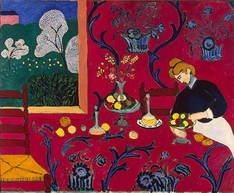 Matisse - The Red Room
