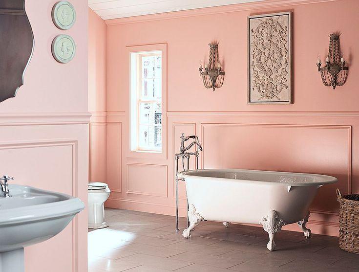 Blue And Pink Bathroom Designs 1601 best bathroom ideas images on pinterest