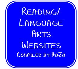 List of Reading and Language Arts games-by topic- from HoJo's Teaching Adventures