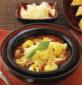 M Meat Shops - 6 Cheese Tortellini Bowl