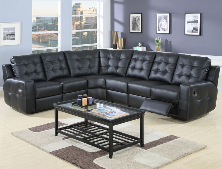 600315 Tempe Contemporary Double Reclining Sectional Sofa Trade Furniture Barter Post For The Home Pinterest