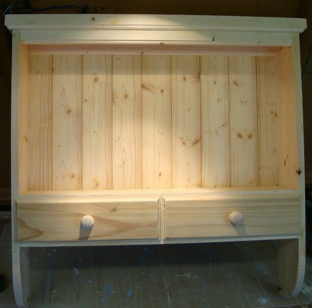 Free Woodworking Plans Welsh Dresser - Downloadable Free Plans