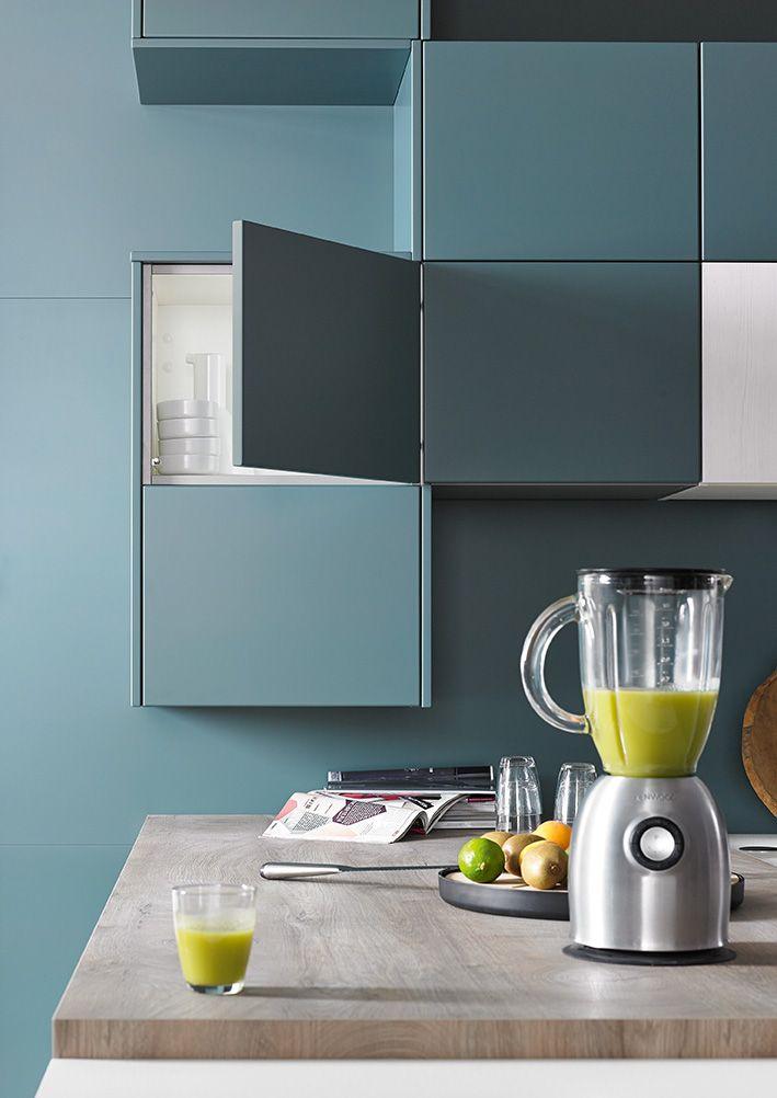 25+ beste ideeën over Keukenkast kleuren op Pinterest - Kabinet ...