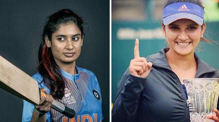 Mithali Raj incredible ambassador for cricket says tennis ace Sania Mirza