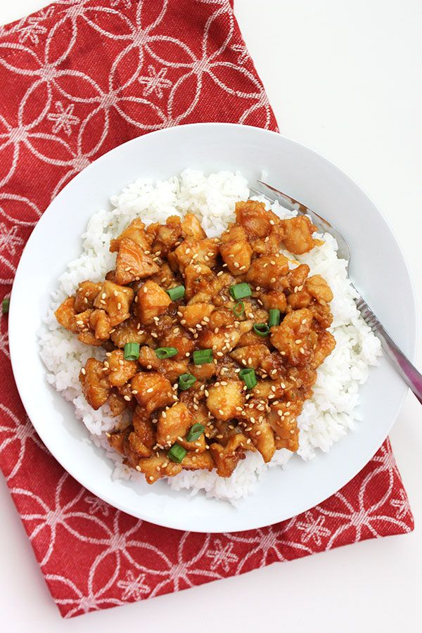 Sweet and sour crock pot chicken