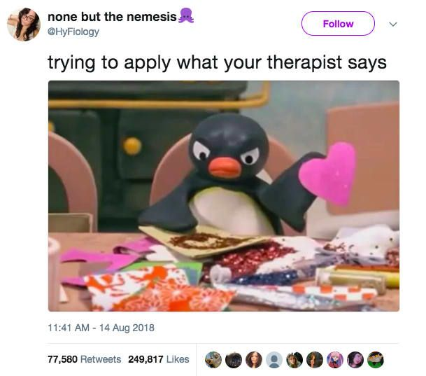 Angry Pingu Meme