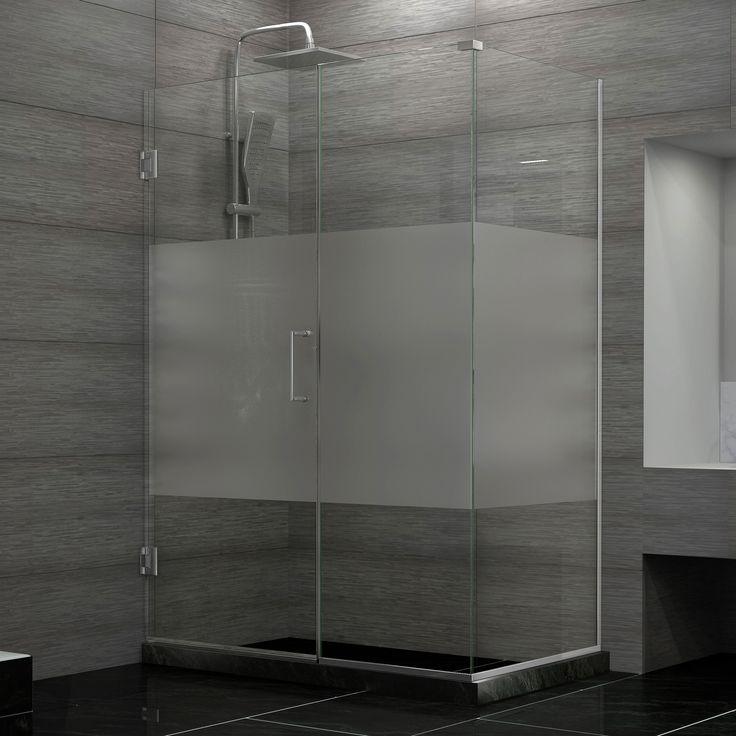 ultra modern shower doors